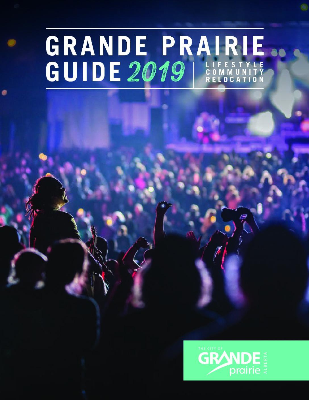 Grande Prairie Guide – 2019